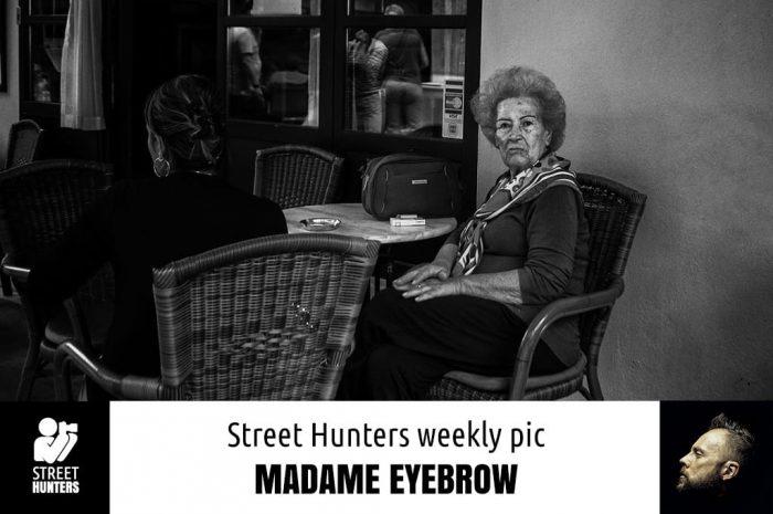 Madame Eyebrow promo