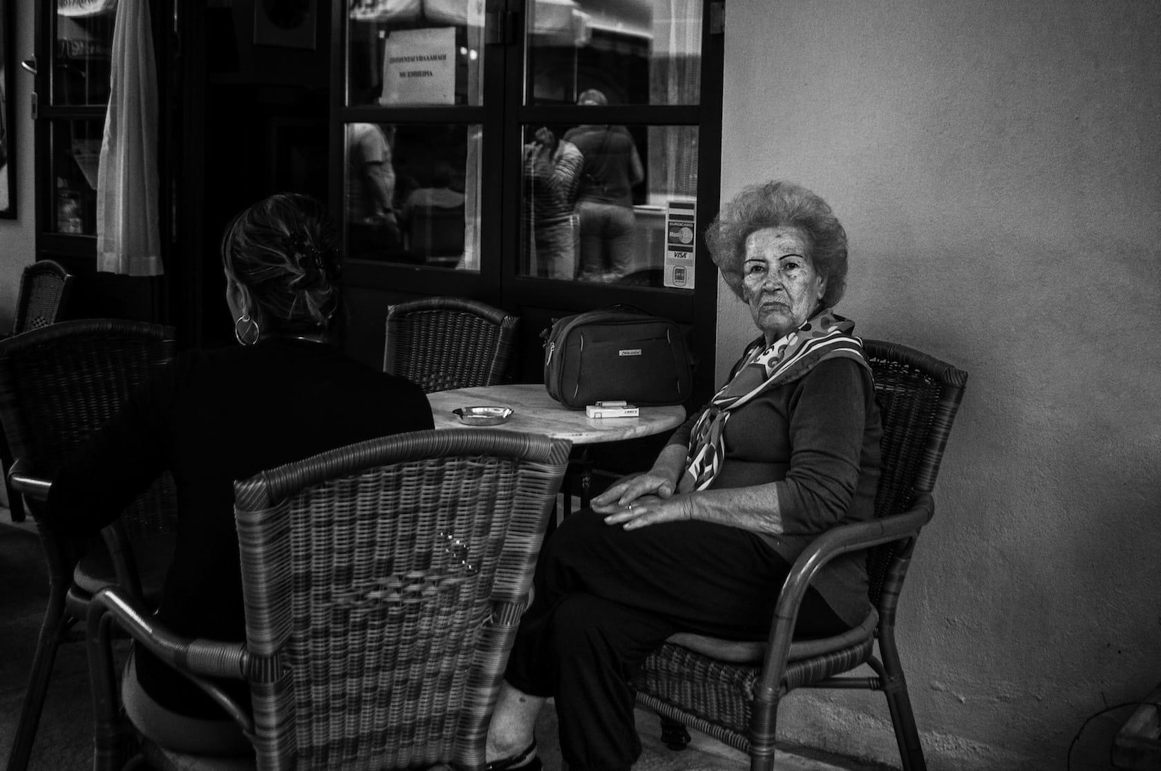 """""""Madame Eyebrow"""" by Spyros Papaspyropoulos"""