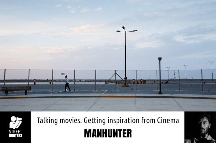 Getting inspiration from Cinema - Manhunter