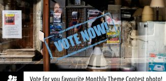"Vote for your favourite ""Reflections"" photo of the month"