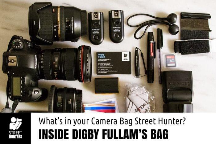 Digby Fullams Camera Bag Promo
