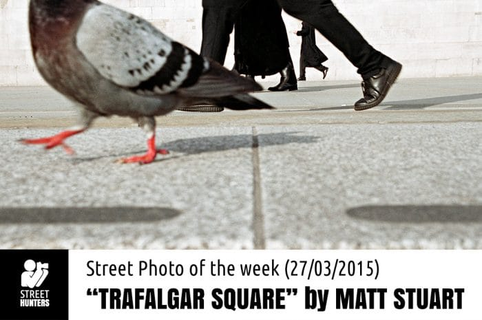 Photo of the week by Matt Stuart