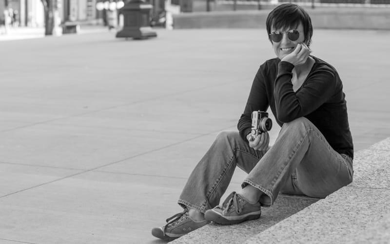 Street Photographer Valerie Jardin