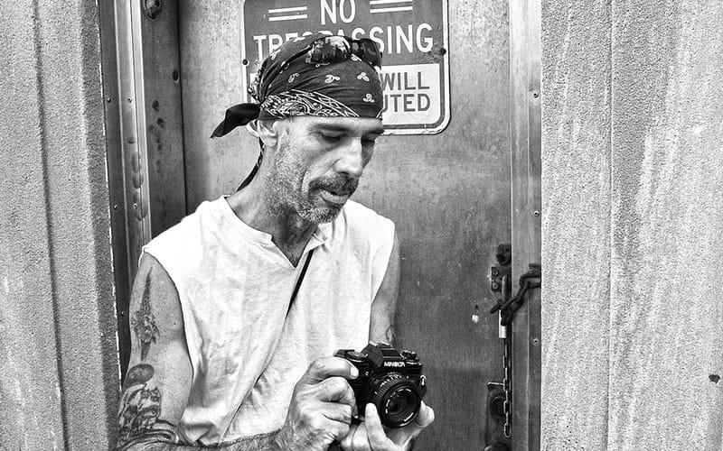 Street Photographer Chuck Jines