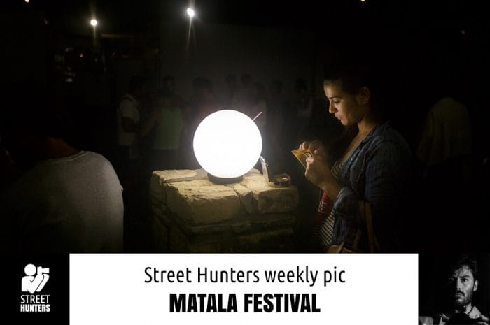 Street Hunters weekly photo by Digby Fullam