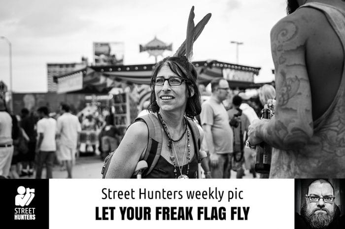 Street Hunter Weekly Pic by Andrew Sweigart