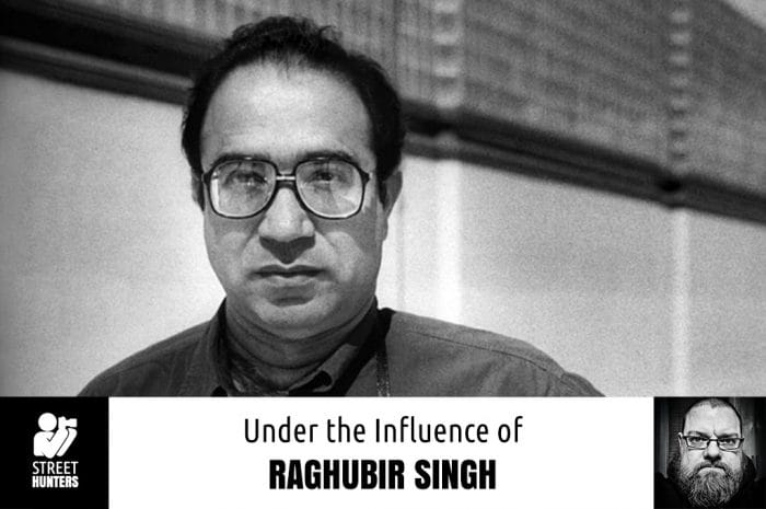 Under the influence of Raghubir Singh