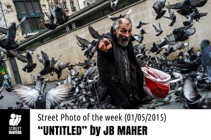 Street Photo of the week by JB Maher