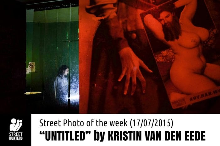 Photo of the week by Kristin Van den Eede
