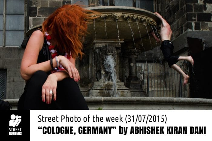Street Photo of the week by Abhishek Kiran Dani