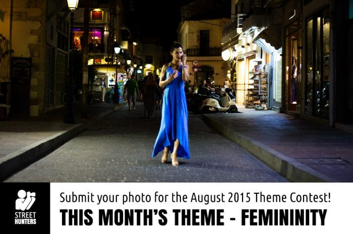 August Theme Contest - Femininity