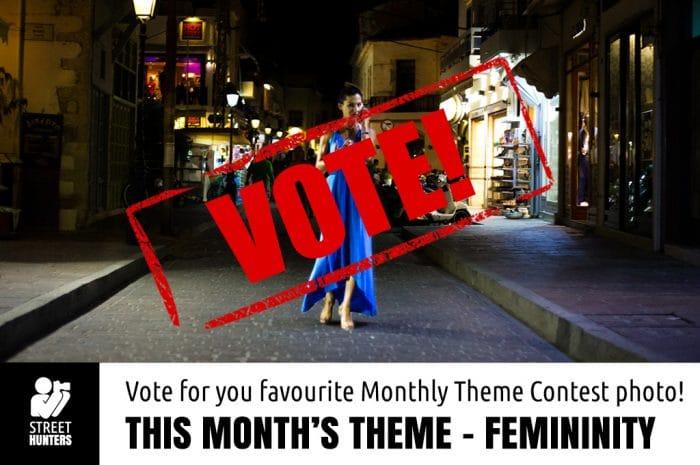 Femininity Theme Contest
