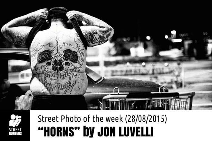Photo of the week by Jon Luvelli