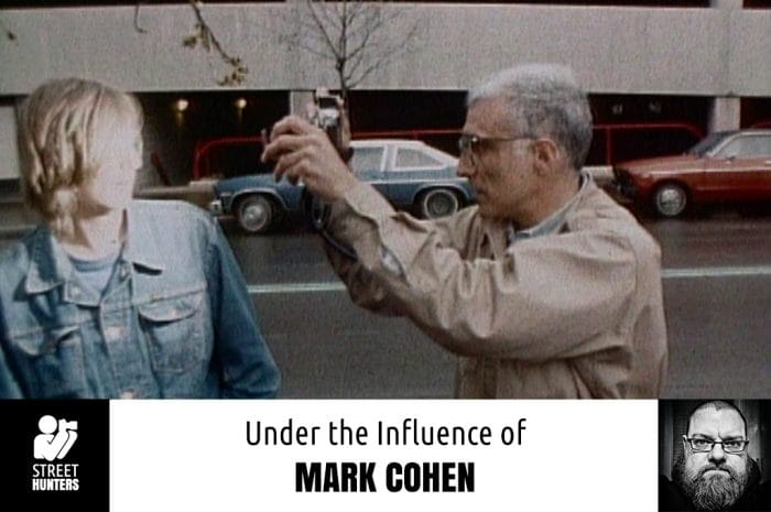 Under the Influence of Mark Cohen
