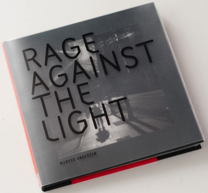 Rage Against The Light Cover