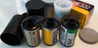 Film canisters