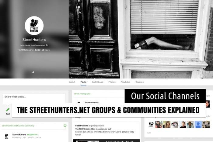 Street Hunters on Social Media