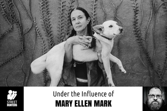 Under the influence of Mary Ellen Mark