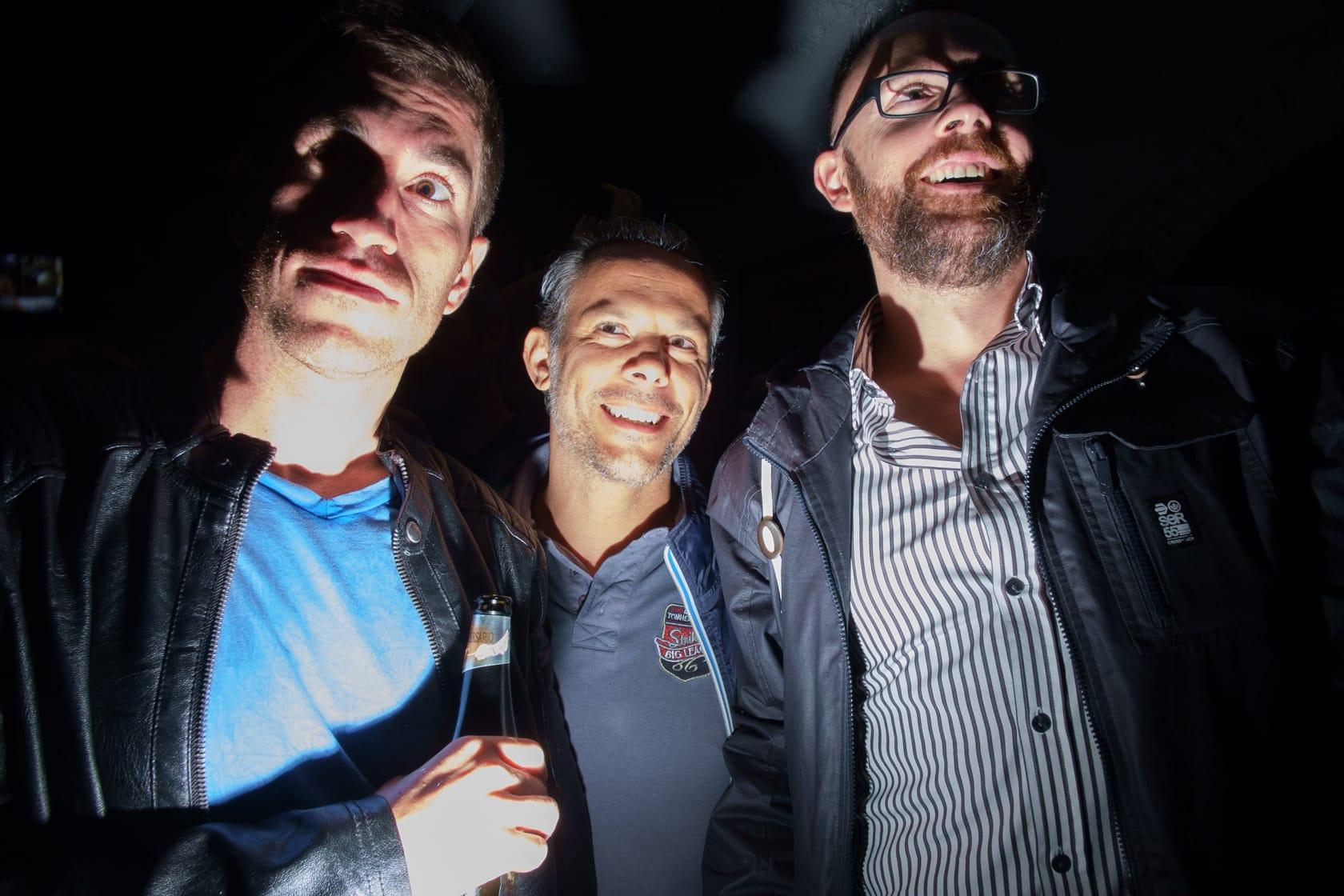 F.D. Walker, Spyros Papaspyropoulos and Marcello Perino