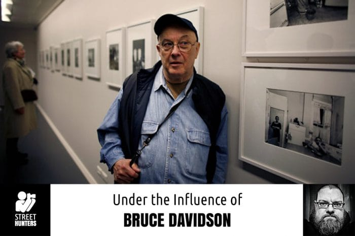 Under the influence of Bruce Davidson