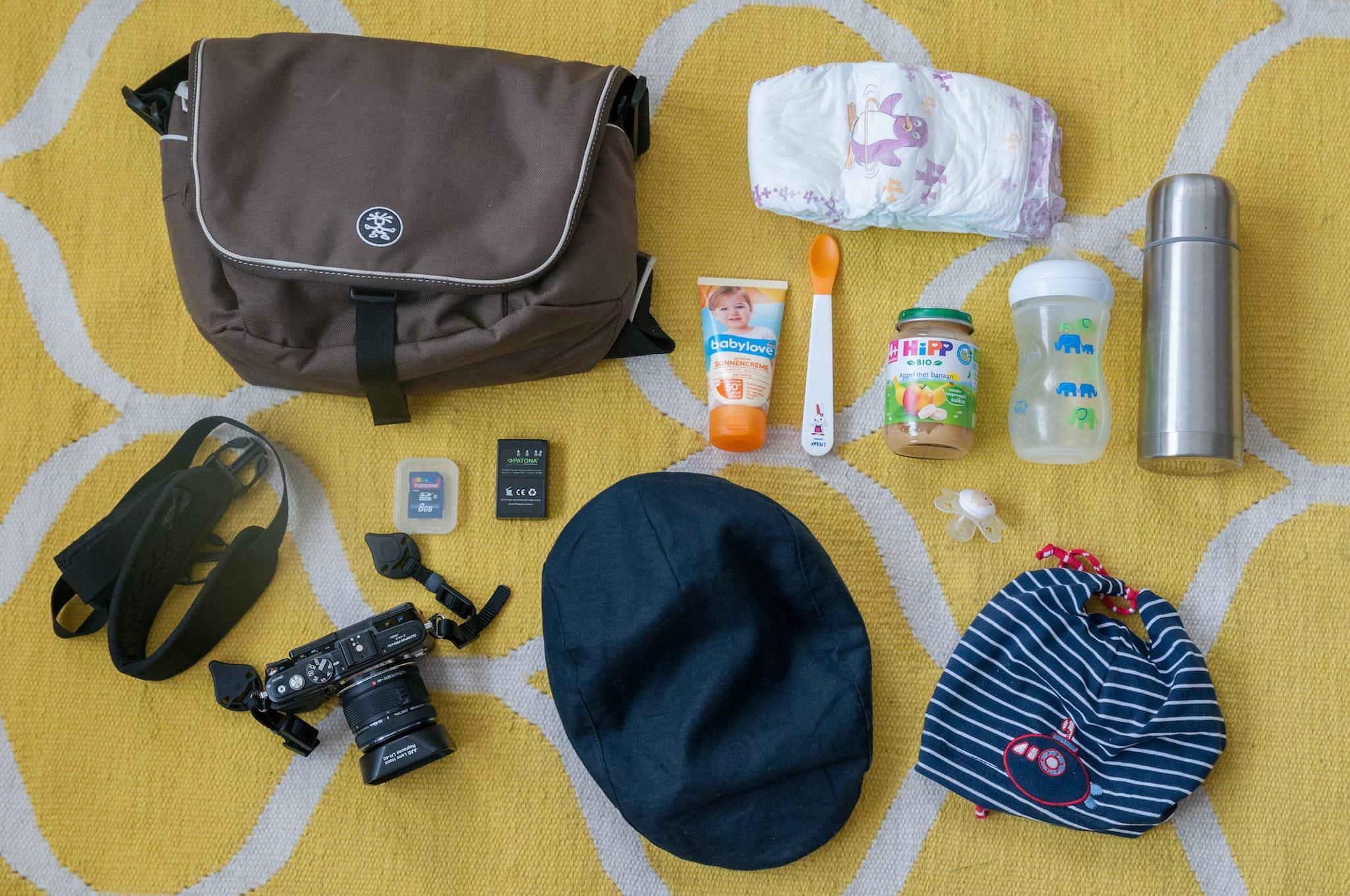 Andreas Ott Street Photography Camera Bag