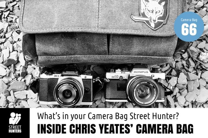 What's inside your Camera Bag - Chris Yeates