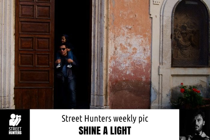 Weekly pic - Shine a light by Digby Fullam
