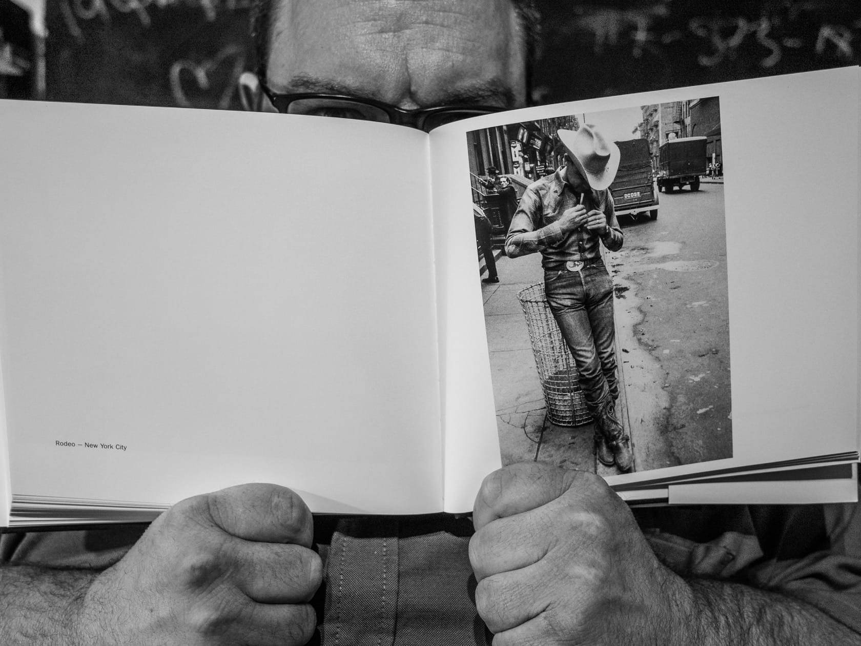 """""""The Americans"""" by Robert Frank inside page 3"""