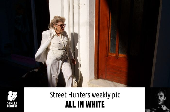 Weekly Pic - All in White by Digby Fulllam