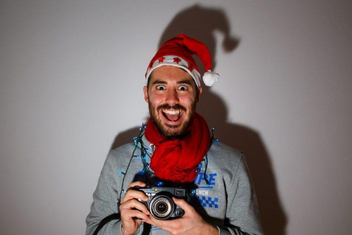 Street Photographer Dream Christmas Wishlist Cover