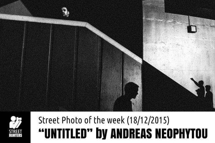 Photo of the week by Andreas Neophytou