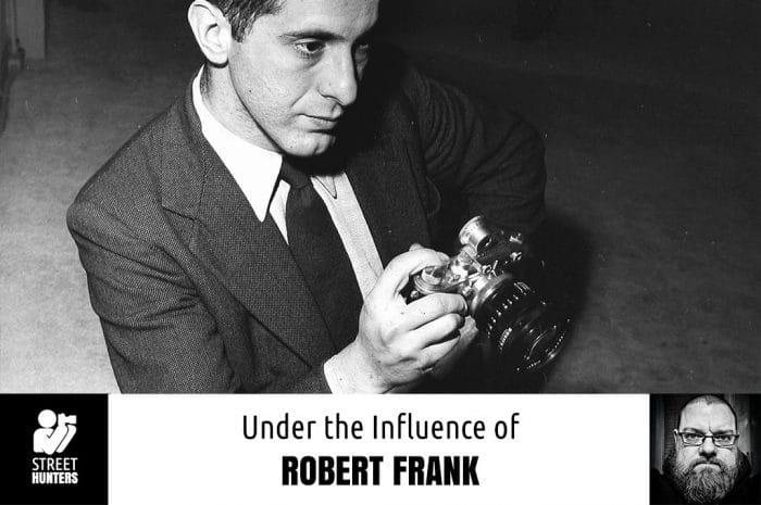 Under the Influence of Robert Frank