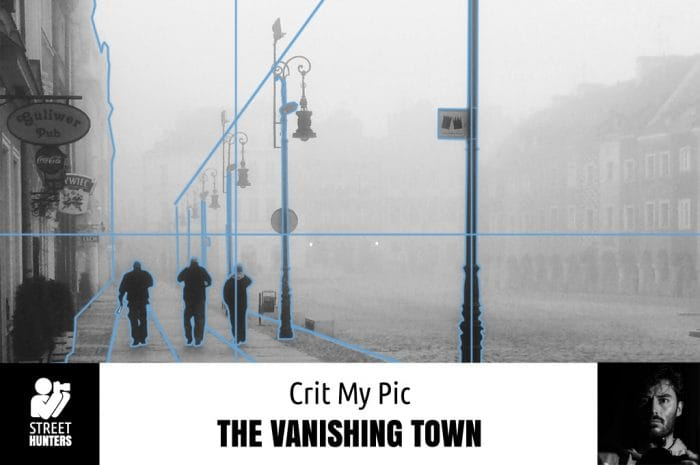 Weekly Pic - 'The Vanishing Town'