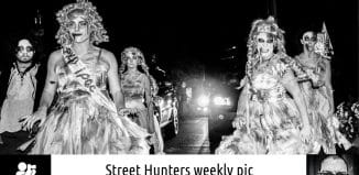 "Street Hunters Weekly Pic - ""Thriller"""