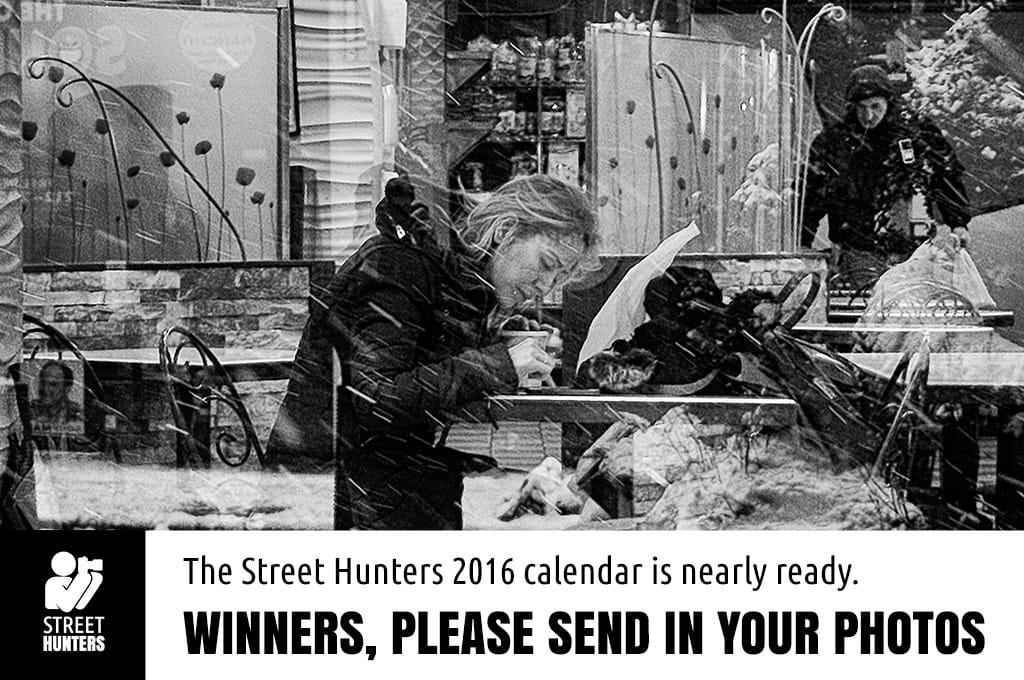 SH Yearly Calendar winner