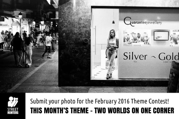 February 2016 Street Photography Contest