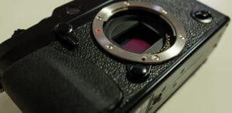 Fujifilm X-Pro1 X-Trans image sensor