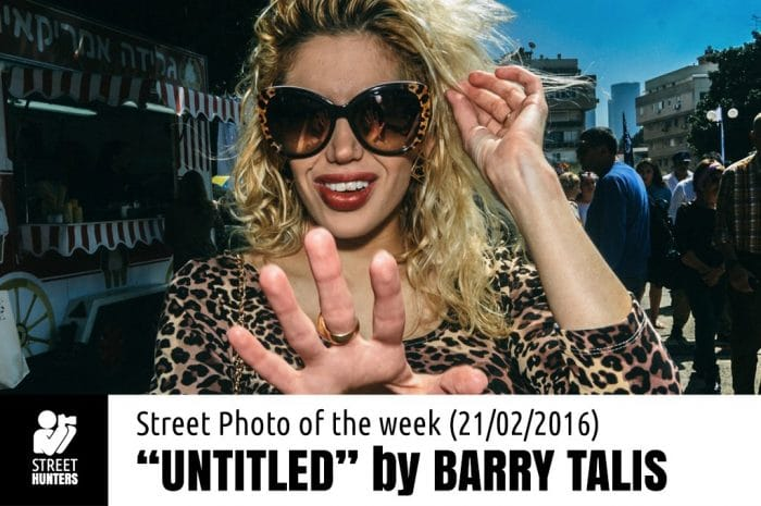 Photo of the week by Barry Talis