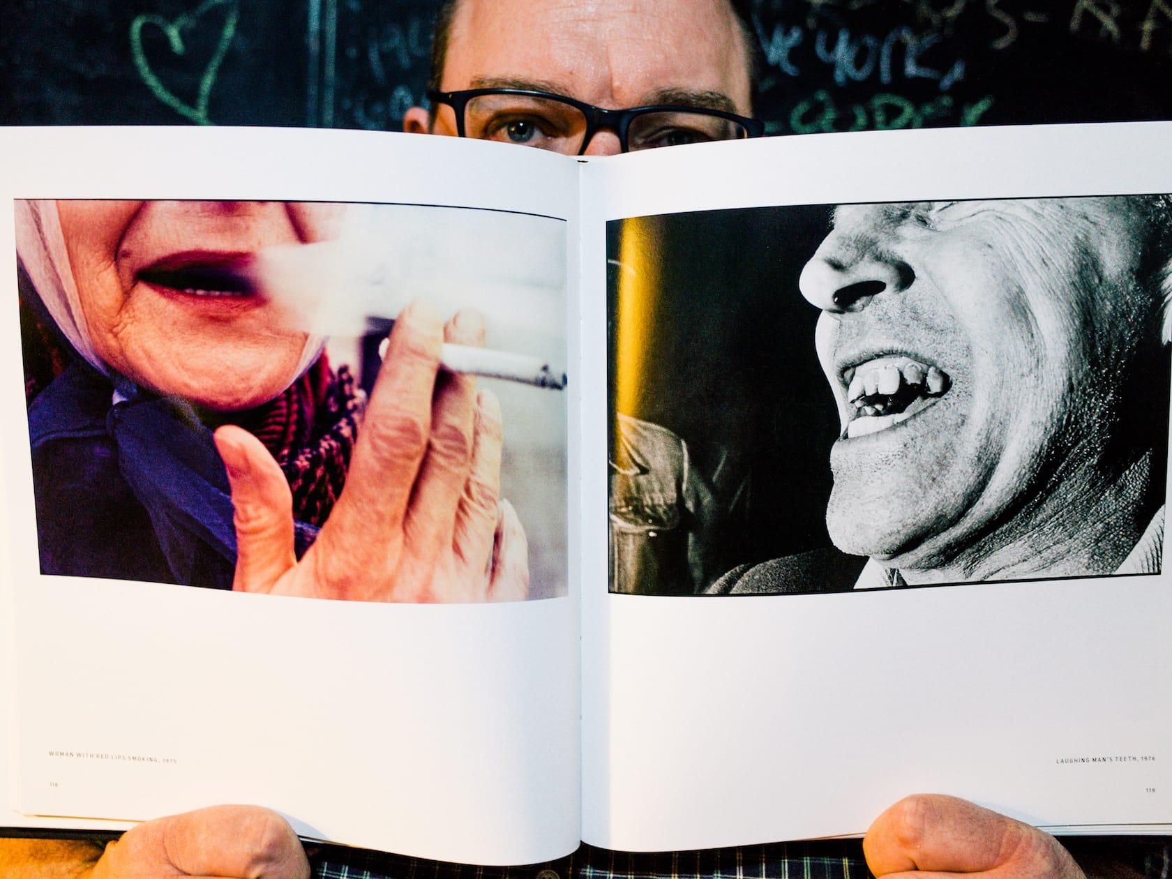"""Frame"" by Mark Cohen"