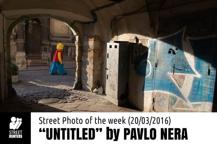 Street Photo of the week by Pavlo Nera