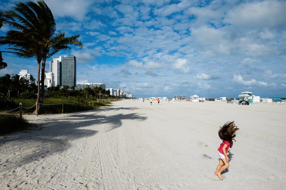Little Girl Headbanging by Lorenzo Lessi