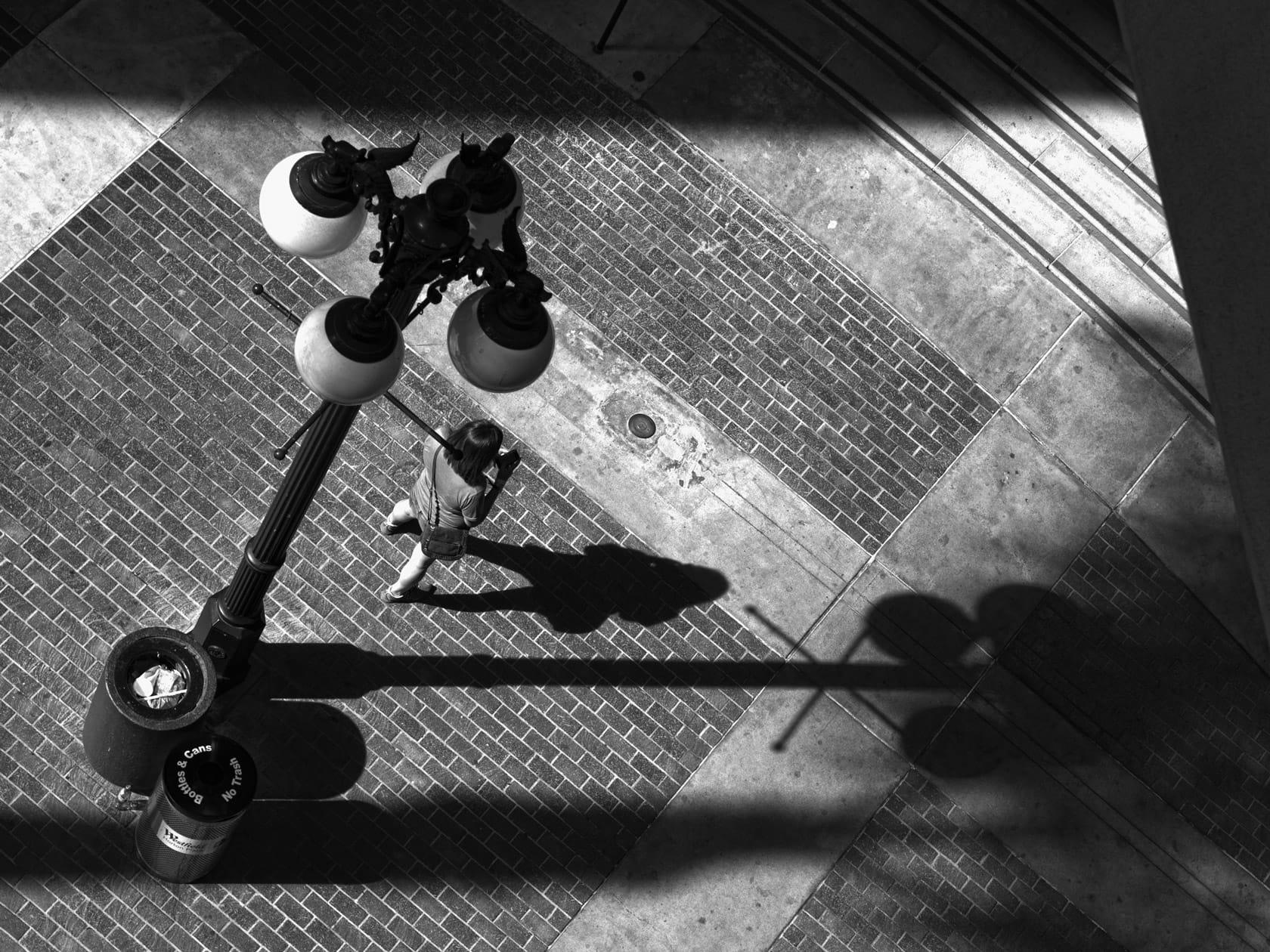 'Near the Lamp Post' by Stuart Liddle
