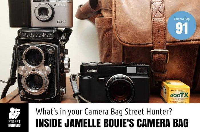 Inside Jamelle Bouie's Camera Bag