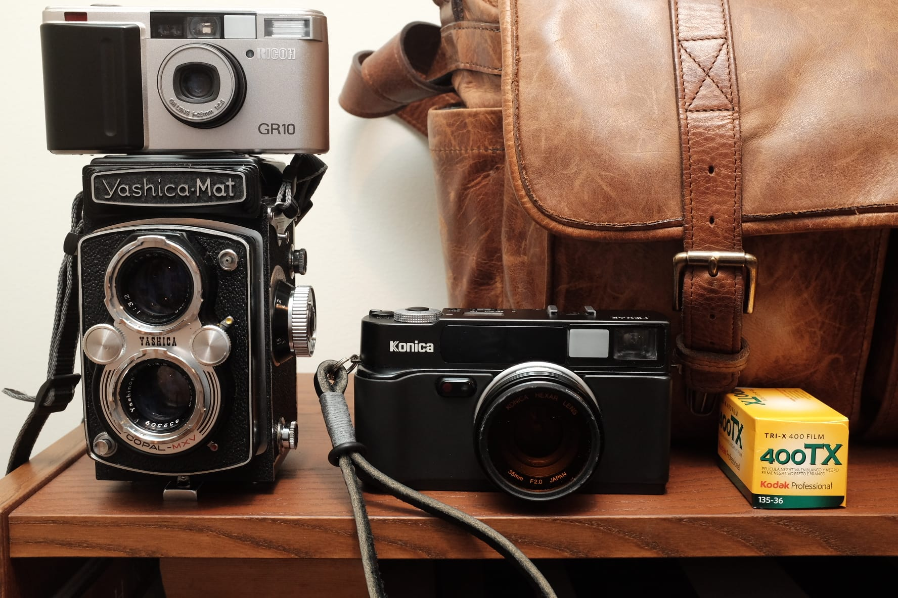 Jamelle Bouie's Camera Bag