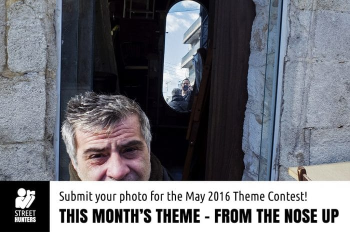 Monthly Theme Contest May 2016