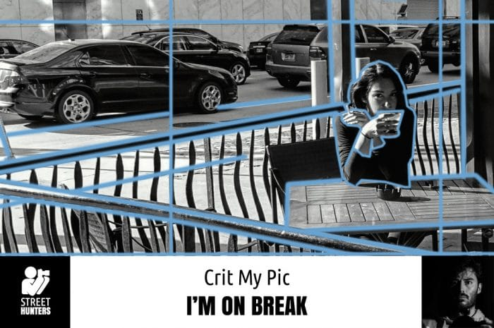 Crit My Pic 'I'm On Break' by Roman Lopez Jr.