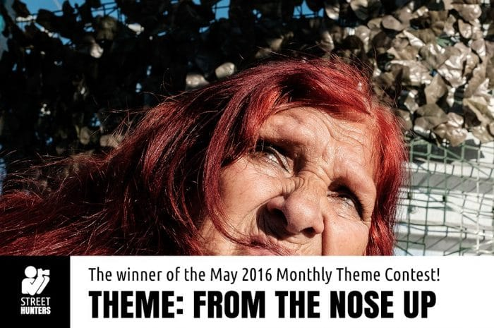 Winning photo of the May 2016 contest by Zisis Kardianos
