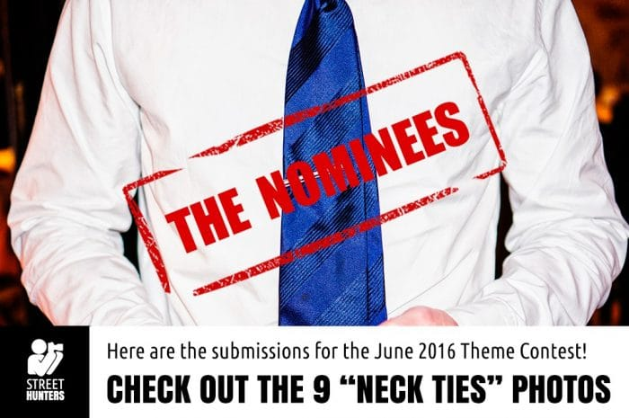 The Neck Ties Nominees