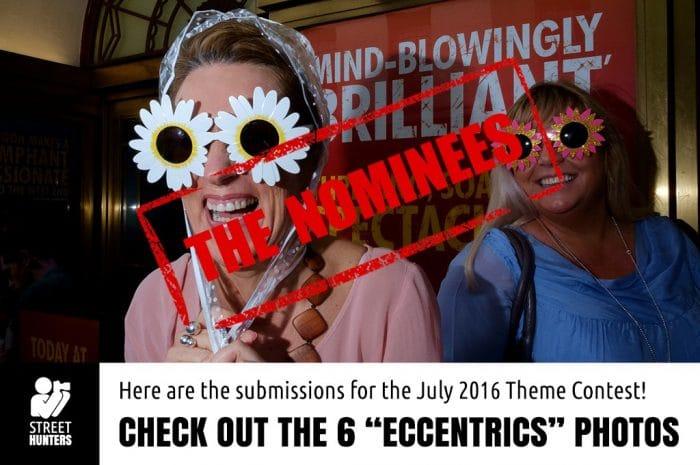 Eccentrics nominees