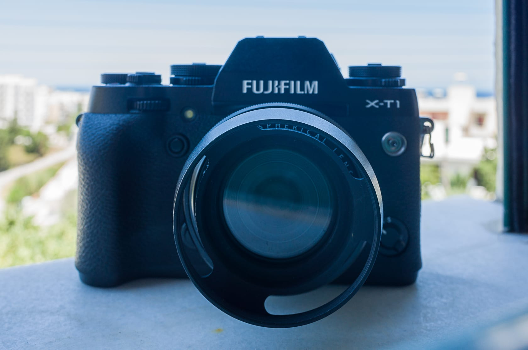 Fujifilm X-T1 for Street Photography